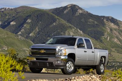 Used 2012 Chevrolet Silverado 2500 Work Truck