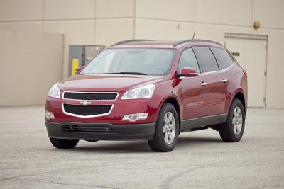 Certified 2012 Chevrolet Traverse