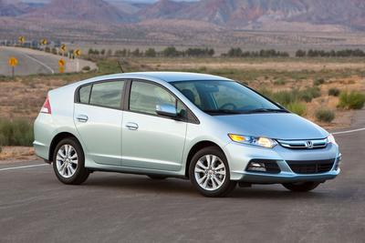 Used 2012 Honda Insight Base