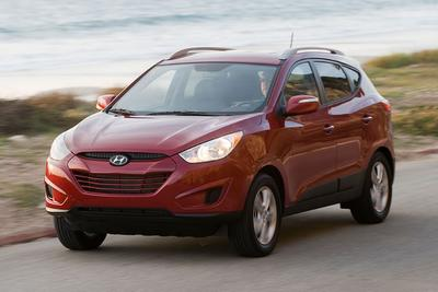 Used 2012 Hyundai Tucson Limited