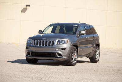 Certified 2012 Jeep Grand Cherokee