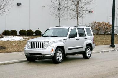 Certified 2012 Jeep Liberty Sport