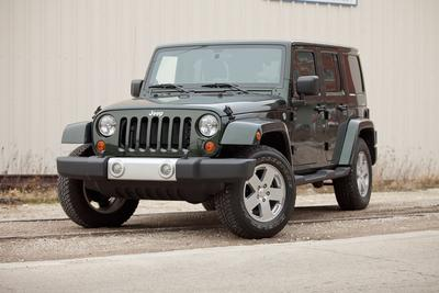 Certified 2012 Jeep Wrangler