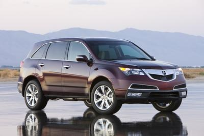 Certified 2012 Acura MDX TECH