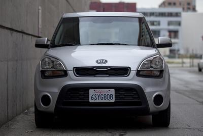 Used 2012 Kia Soul Base