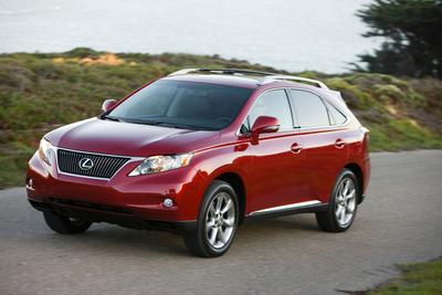 Used 2012 Lexus RX 350 Base