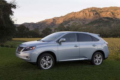 Used 2012 Lexus RX 450h Base