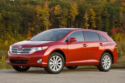 Used 2012 Toyota Venza Limited