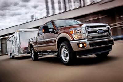 Used 2012 Ford F-350 Lariat Super Duty
