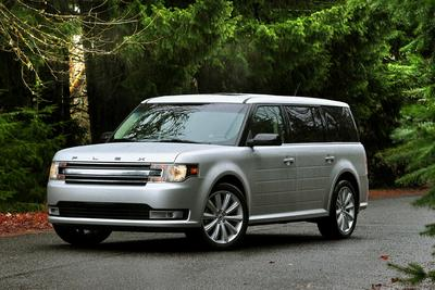 Certified 2013 Ford Flex LIMITED