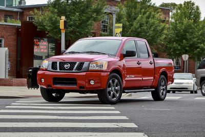 Used 2012 Nissan Titan SV