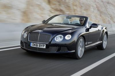 2012 Bentley Continental GTC Base