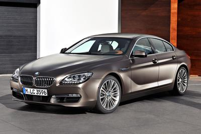 Used 2013 BMW 640 Gran Coupe i