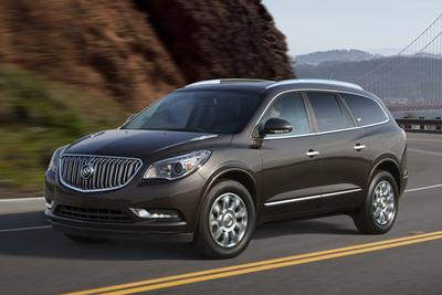 Certified 2013 Buick Enclave