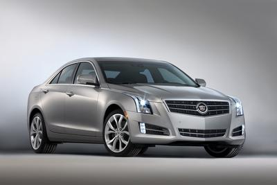 Certified 2013 Cadillac ATS 3.6L Luxury