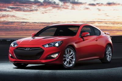 Certified 2013 Hyundai Genesis Coupe 3.8 GRAND TOURING