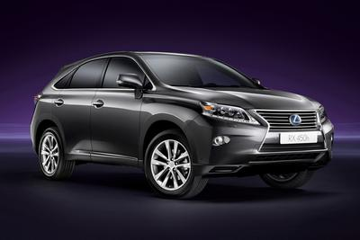 Certified 2013 Lexus RX 450h Base