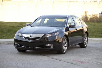 2012 Acura TL 3.7 Advance