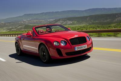 Used 2012 Bentley Continental Supersports