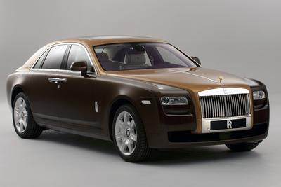 Used 2012 Rolls-Royce Ghost EWB