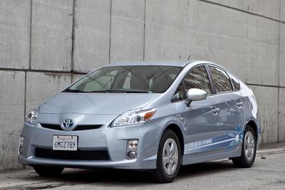 Certified 2012 Toyota Prius Plug-in