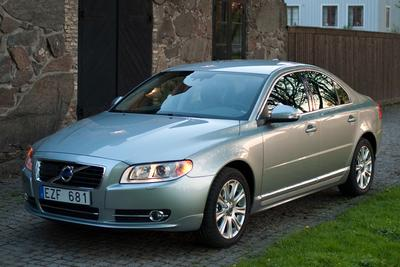 Certified 2012 Volvo S80 T6 AWD A SR