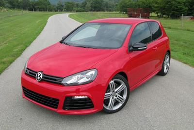 Used 2012 Volkswagen Golf 2.5L