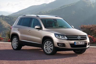 Certified 2012 Volkswagen Tiguan SE