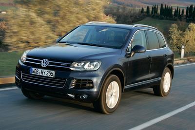 Certified 2012 Volkswagen Touareg VR6