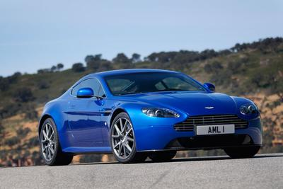 Used 2012 Aston Martin V8 Vantage S Base