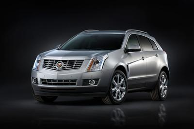 Certified 2013 Cadillac SRX Performance Collection