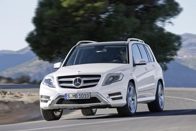 New 2013 Mercedes-Benz GLK350