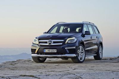 Certified 2013 Mercedes-Benz  GL 550 4MATIC
