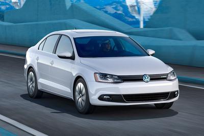 Used 2013 Volkswagen Jetta Hybrid SEL Premium