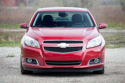 Used 2013 Chevrolet Malibu 1LZ