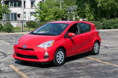 Used 2012 Toyota Prius c Two