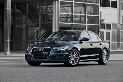 2012 Audi A6 3.0T Premium Plus quattro