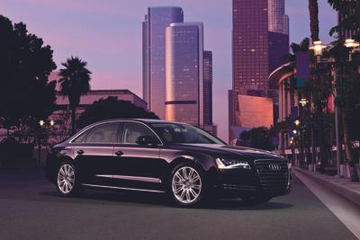 Used 2012 Audi A8