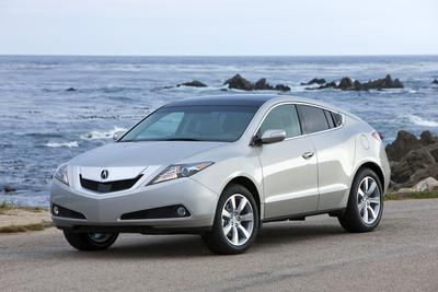 Certified 2012 Acura ZDX TECH