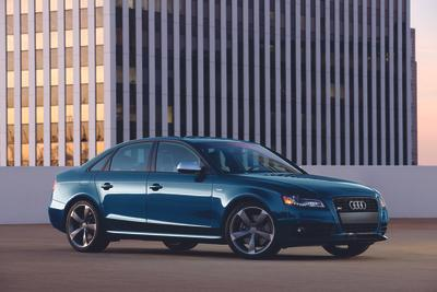 2012 Audi S4 3.0 Premium Plus