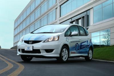 2013 Honda Fit EV Base