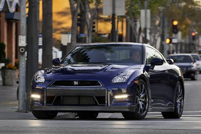 Used 2013 Nissan GT-R Black Edition
