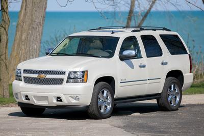 Certified 2012 Chevrolet Tahoe