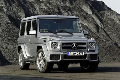 Used 2012 Mercedes-Benz G 550