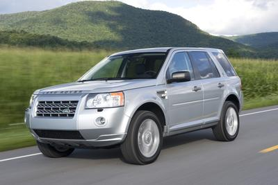2012 Land Rover LR2 Base