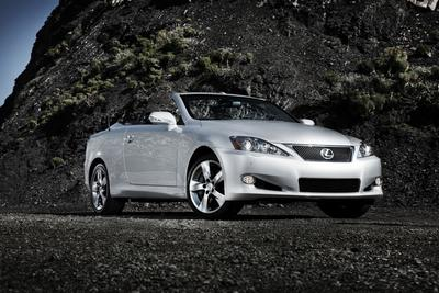 Used 2012 Lexus IS 250C Base