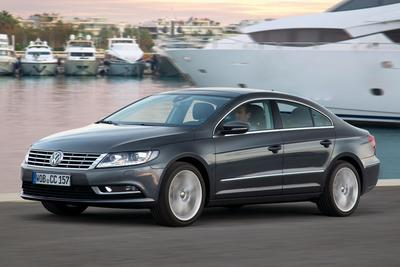 Used 2013 Volkswagen CC VR6 Executive 4Motion