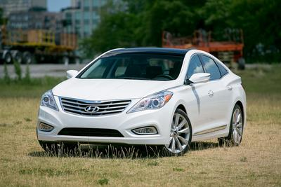 Used 2012 Hyundai Azera Base