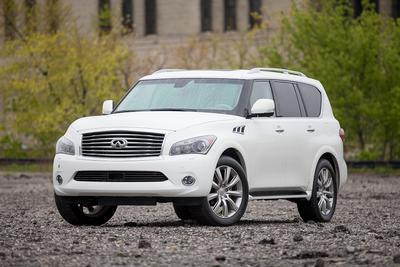 Certified 2012 INFINITI QX56 Base