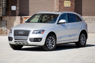 Used 2012 Audi Q5 3.2 Premium Plus quattro